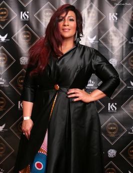 Lurine Cato | UK Entertainment Awards 2017