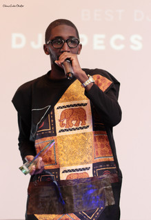 DJ Specs Gonzalez | UK Entertainment Awards 2017