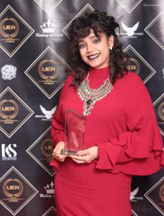 Shareefa Energy | UK Entertainment Awards 2017