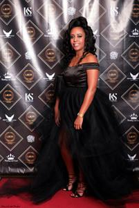 Shinel Crichlow | UK Entertainment Awards 2017
