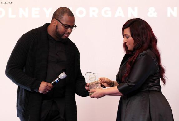 Volney Morgan | Lurine Cato | UK Entertianment Awards
