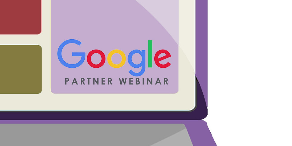 Google Partner Webinar:  Sell Online This Holiday Season with E-Commerce Tools