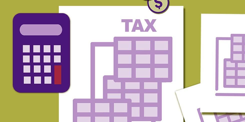 Webinar:  Top Ten 2020 Tax Preparation Tips
