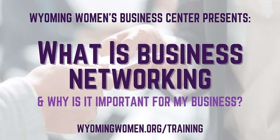 What Is Business Networking & Why is it Important for my Business?