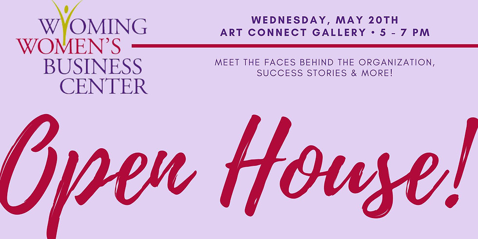 Wyoming Women's Business Center Open House