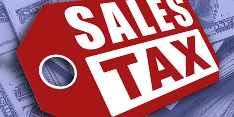 Webinar:  Understanding General Sales and Use Tax in Wyoming