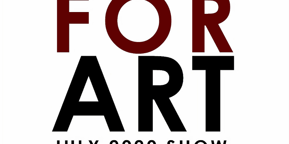 """Call For Art:  July Show """"Living in America"""""""