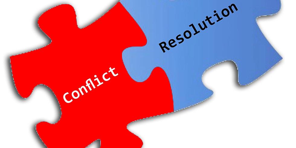 Casper Business Workshop: Polish Your Conflict Resolution Skills