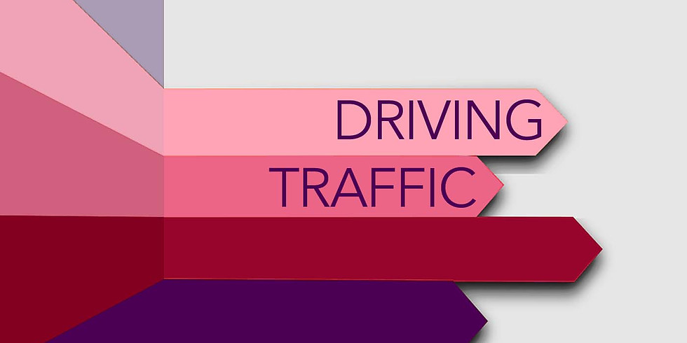 Webinar:  Driving Traffic to Your Website