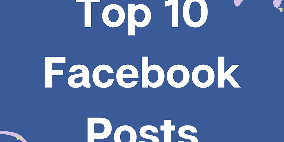 Top 10 Facebook Posts