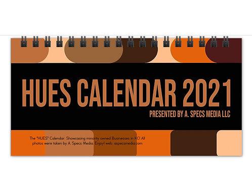 5x7 Desk Calendar
