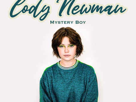 Mystery Boy Debut This Friday, November 8th