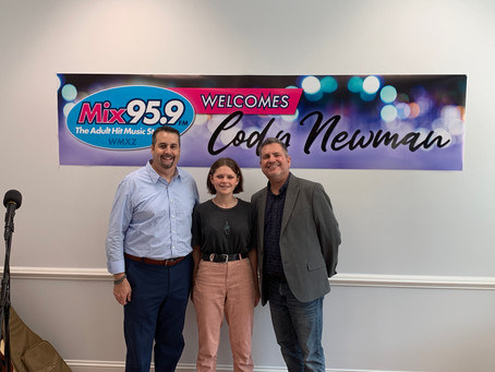 Thank You Mix 95.9 in Charleston, SC