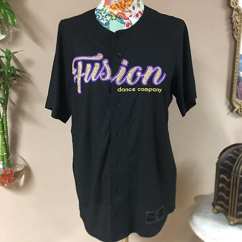 Vinyl Fusion Baseball Jersey