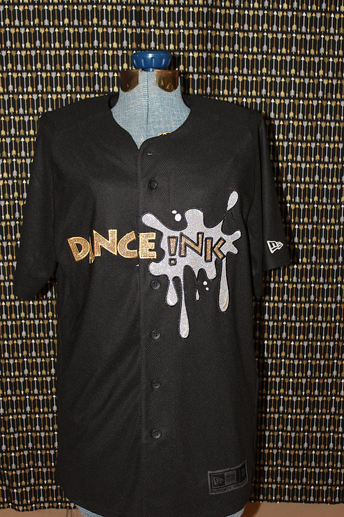 Dance Ink Baseball Jersey