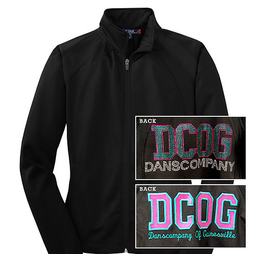 DCOG Warm Up Jacket w/Pants