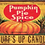 Thumbnail: Pumpkin Pie Spice All Natural Soy Candle 160z