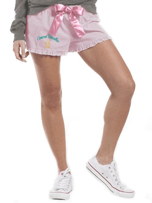 Boxercraft Pink Seersucker Shorts