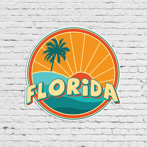 Florida Decal