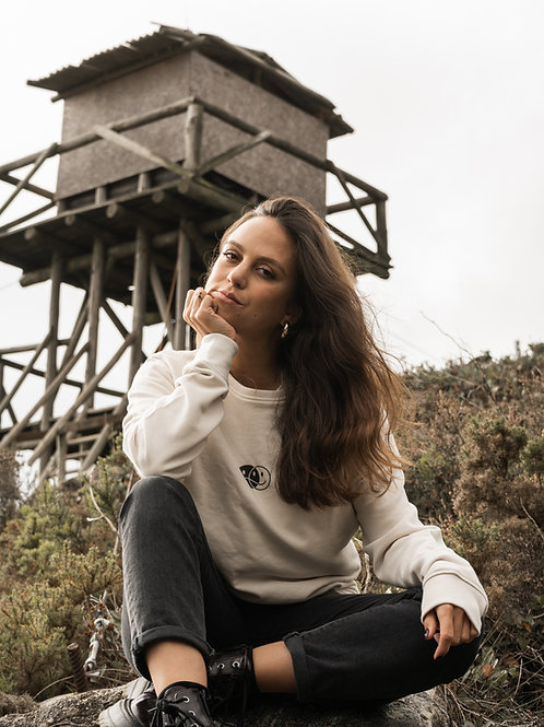 Sweatshirt OFF WHITE2 s/Capuz