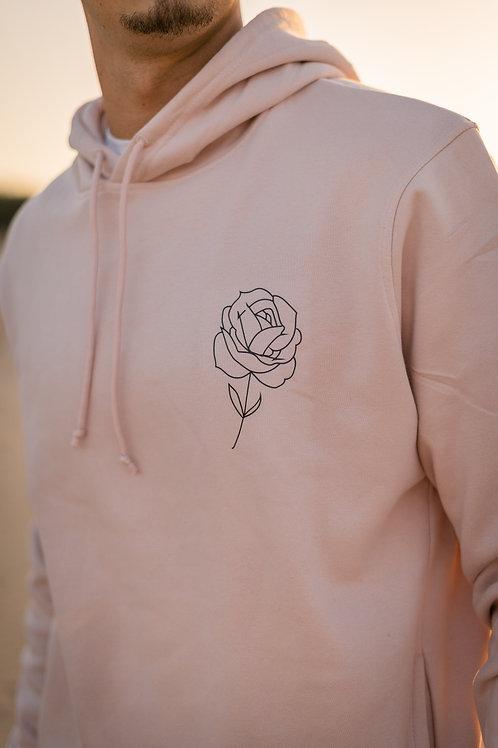 Sweatshirt ROSE c/Capuz