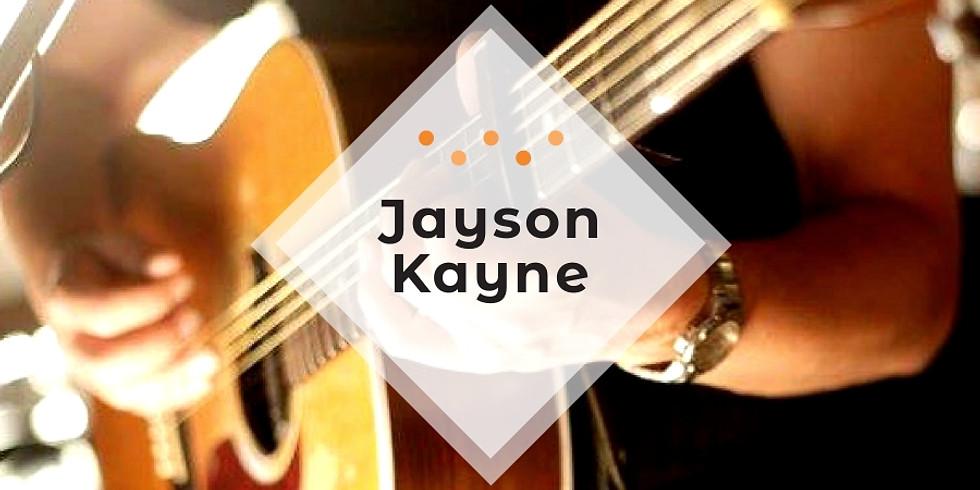 Live Music - Jason Kayne