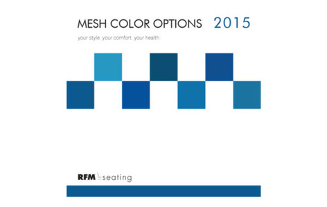 MESH COLOR OPTIONS 2015
