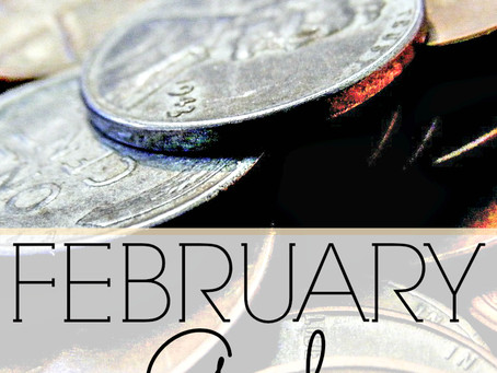 January Goals Update and New February Goals – We FINALLY Eliminated Cable