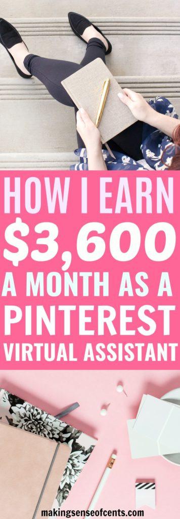 How I Make Money on Pinterest