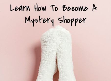 Want To Make An Extra $100 A Month? Learn How To Become A Mystery Shopper