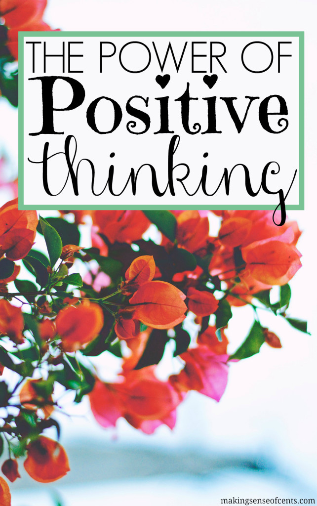The power of positive thinking can completely transform your life. Read these tips today to see how positive thoughts can help you become successful.