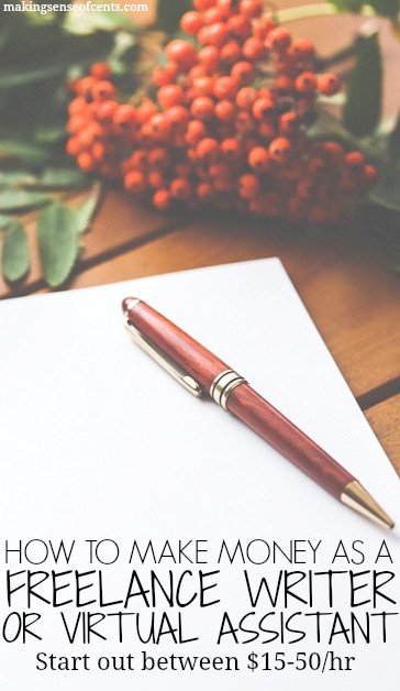 Make Money Online As A Freelance Writer Or Virtual Assistant