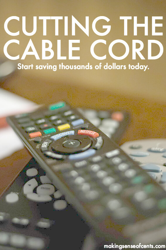 Cutting The Cable Cord By Getting A Digital Antenna