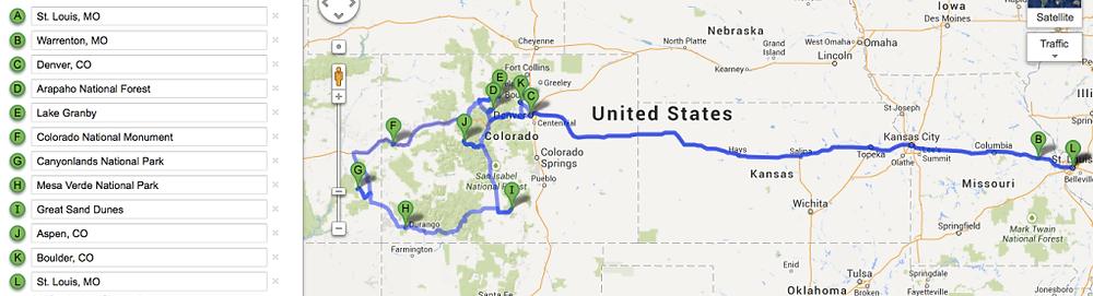 Road Trip Recap and Life Update