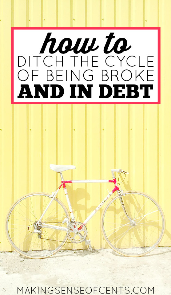 Do you feel like you are stuck in the debt cycle? Learn exactly how to finally escape the debt cycle so that you can live the life you want.