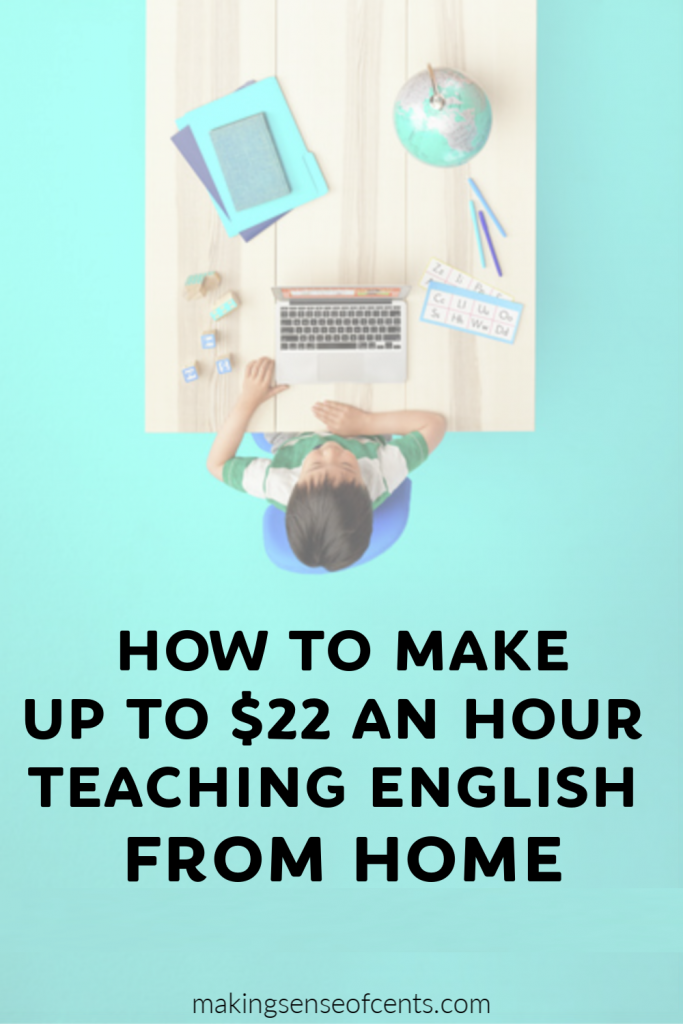How To Teach English Online From Home, no teaching degree needed #teachenglishonline #workfromhome