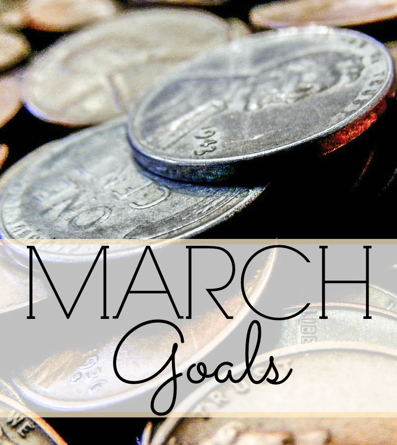 February Goals Update and New March Goals