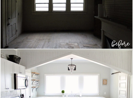 11 Tips For Renovating An Abandoned 115 Year Old House On A Budget