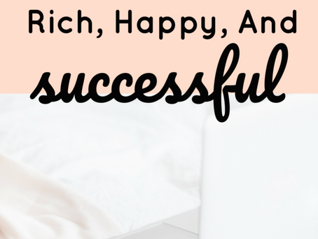 8 Things To Stop Being Afraid Of So You Can Be Rich, Happy, And Successful
