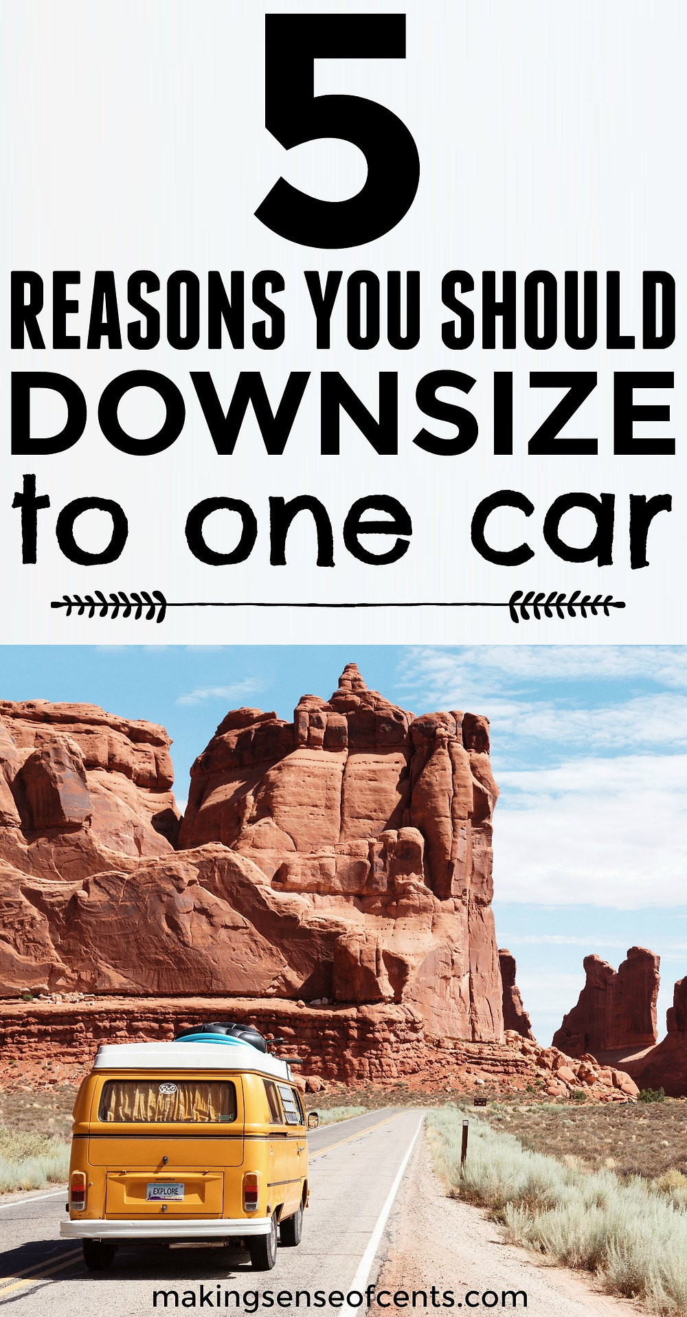 Check out this list of reasons you should downsize to one car.