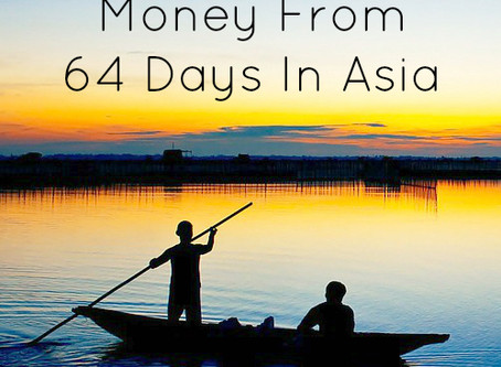 4 Lessons Learned About Life And Money From 64 Days In Southeast Asia