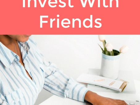 Why it makes sense to invest with friends