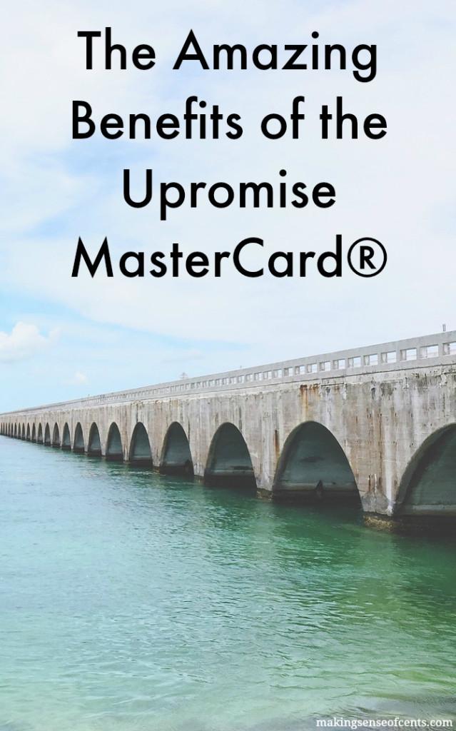 Amazing Benefits of the Upromise MasterCard®