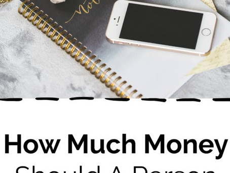 How Much Money Should I Save Each Month? How Much Do I Need To Retire?