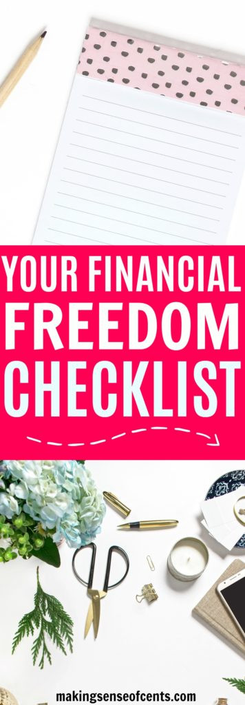 Financial freedom. Everyone wants to reach it but not everyone puts in the effort to make that a reality. Well, today, I want that to change. Money isn't everything, but to improve your life, it can make things easier if you are smart about it.