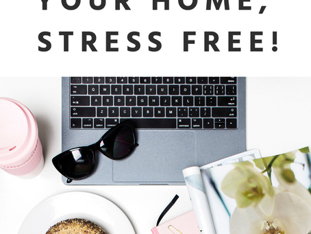Learn how to downsize your home, stress free!
