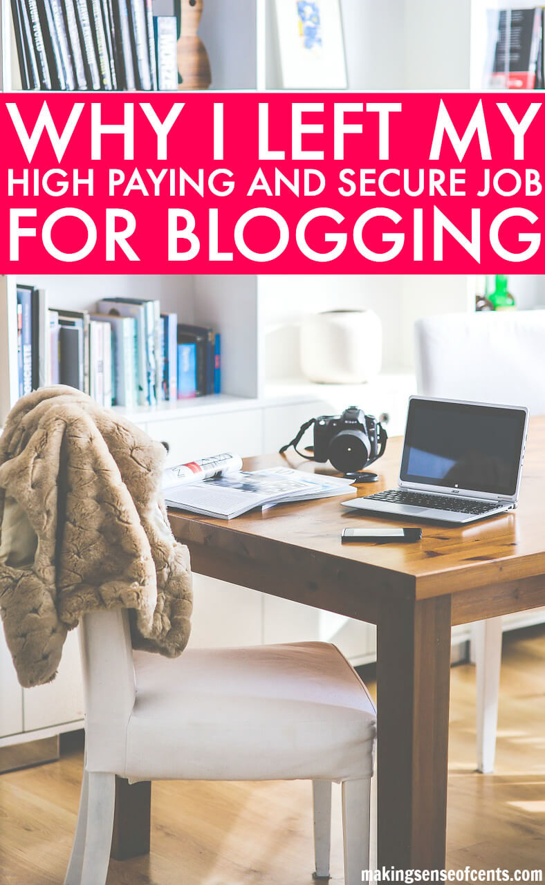 Blogging As A Career After Starting Your Own Blog