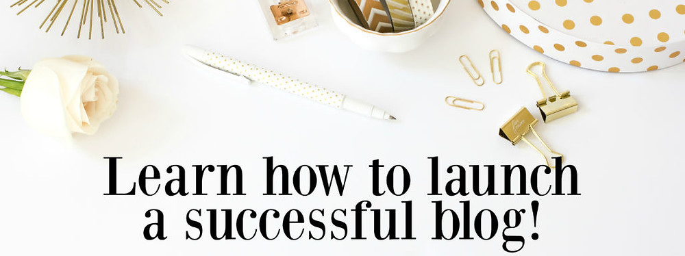 Are you looking for a how to start a blog free course? If so, then you've come to the right place! Here's my how to start a blog free course!