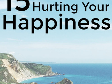 15 Habits That Are Hurting Your Happiness