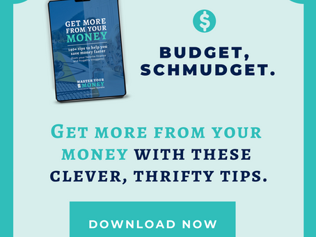 Money saving tips inside this free course